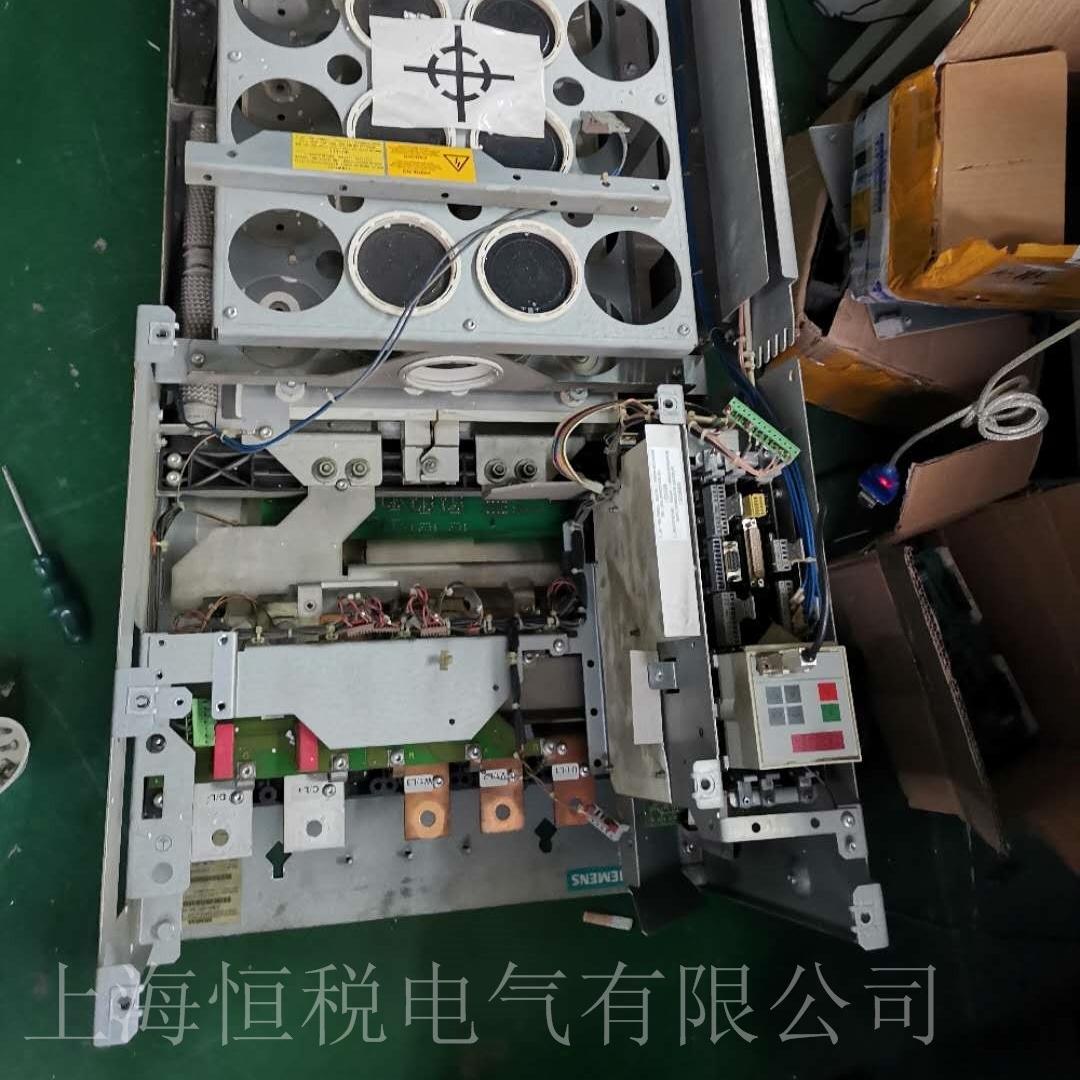西门子变频器开机报F006故障解决方法