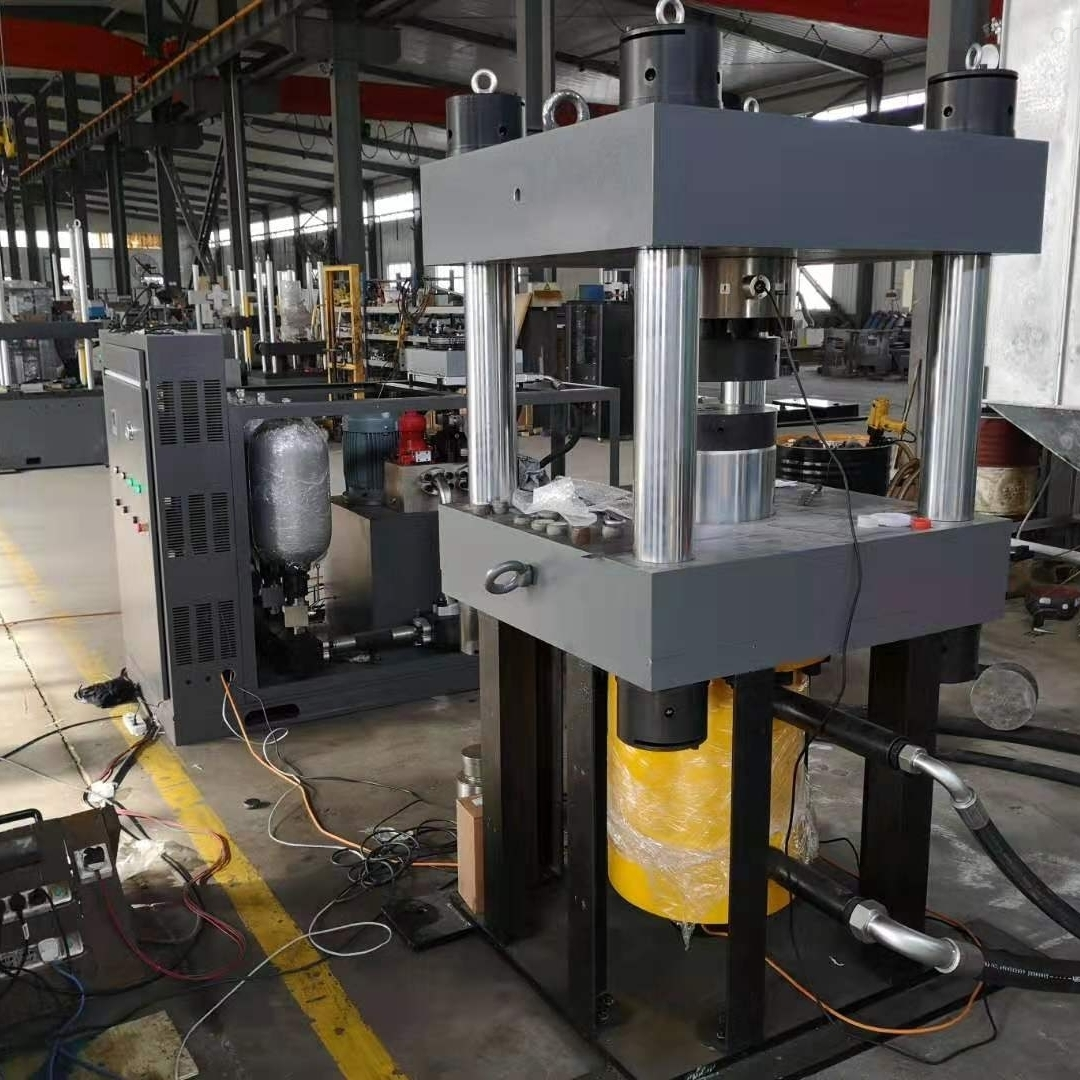 500吨电液伺服压剪试验机价格美丽厂家