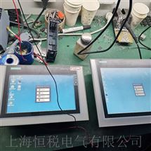 SIEMENS一天修好西门子显示屏开机启动没反应15年芯片级维修