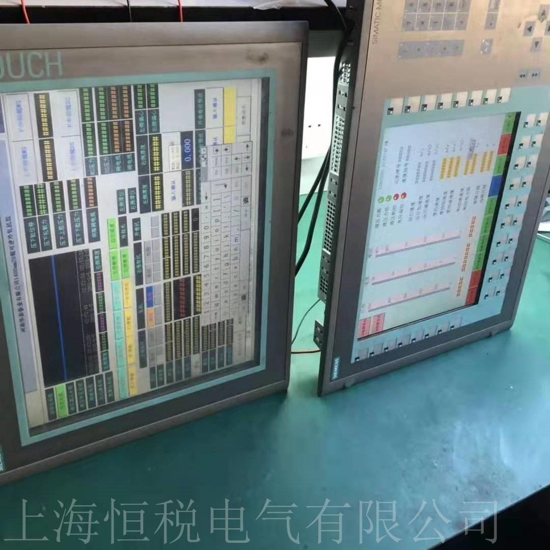 西门子显示屏启动屏幕不亮芯片级维修中心