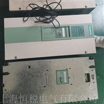 6RA70修理厂家西门子调速器6RA7091显示报警F004修理专家