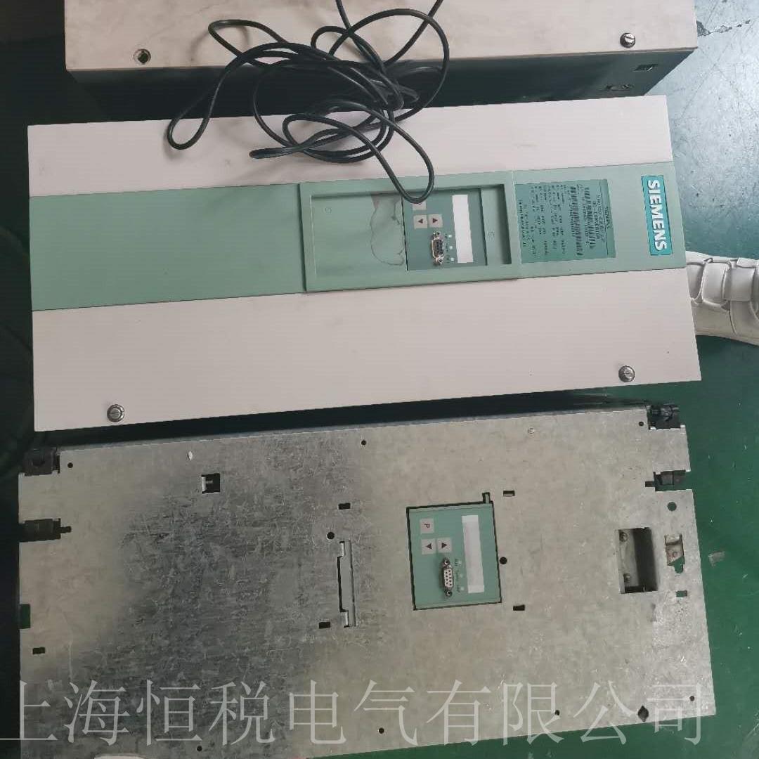 西门子变频器6RA70启动报警F004维修方法