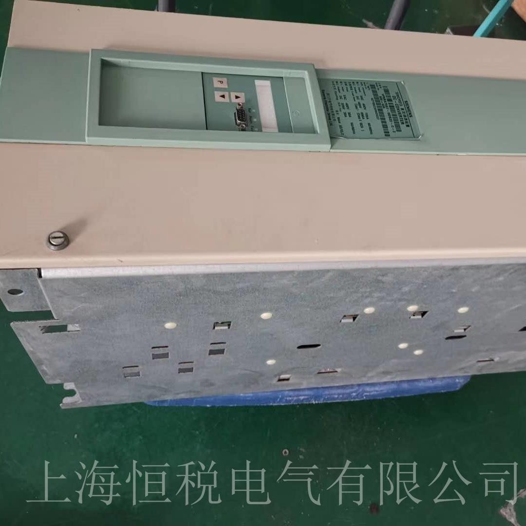 西门子变频器6RA70开机报警F040可上门维修