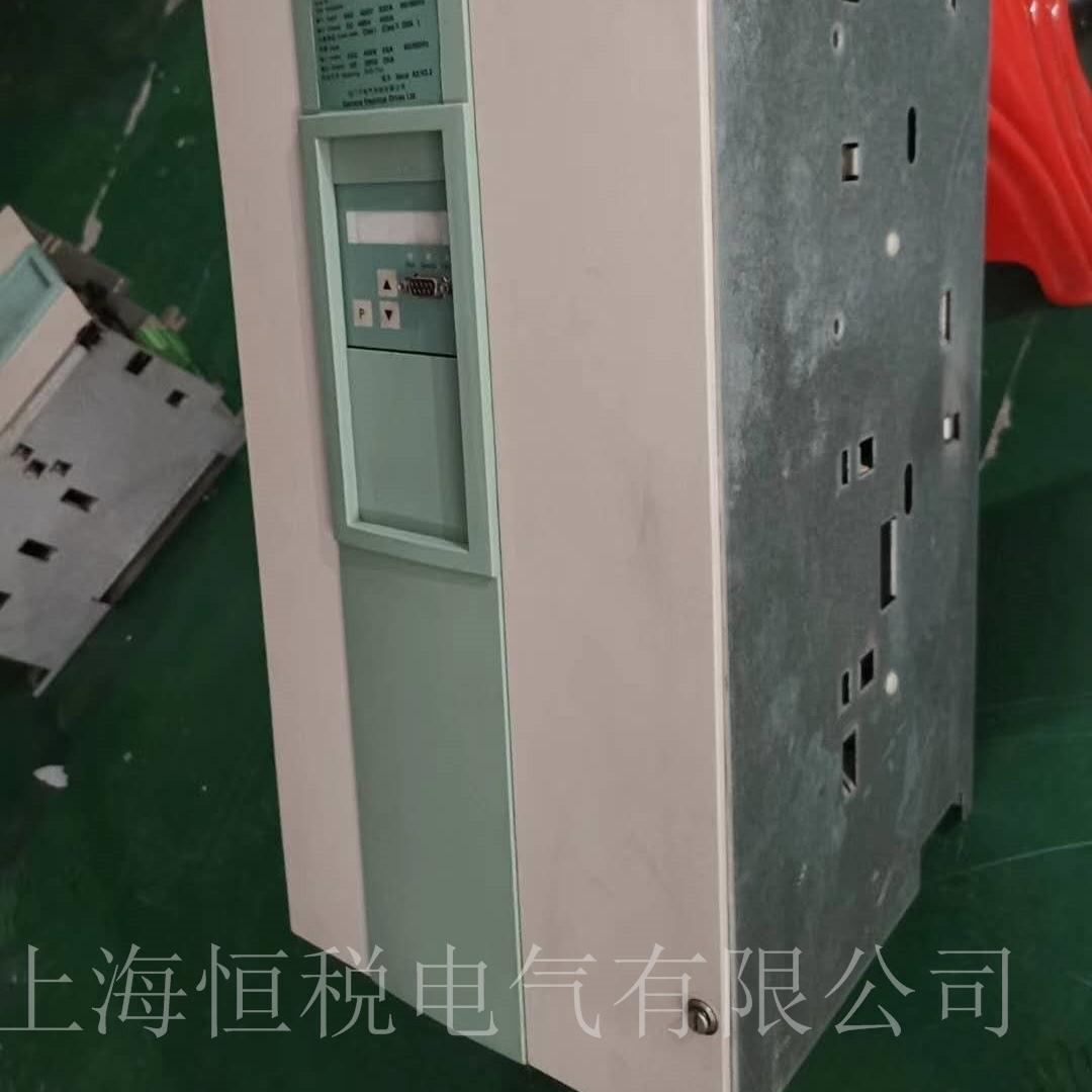 西门子控制器6RA70启动报警F004可上门修理