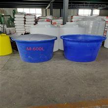M-600L圆形敞口水箱家用养殖桶盐箱储罐腌制水桶