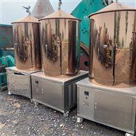 多种二手一拖5 500升精酿啤酒设备出售