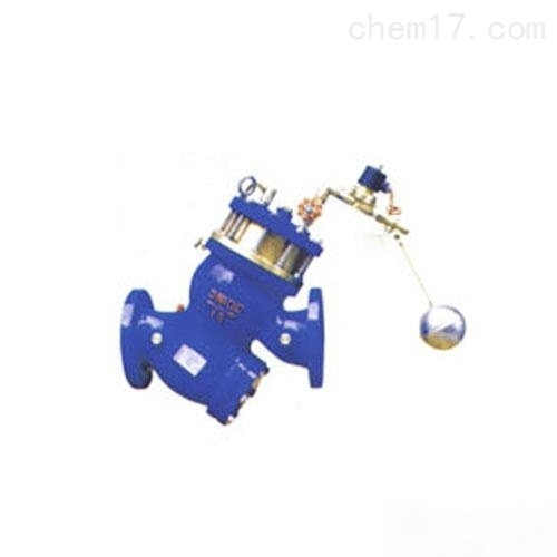 过滤活塞式电动浮球阀YQ98005性能可靠