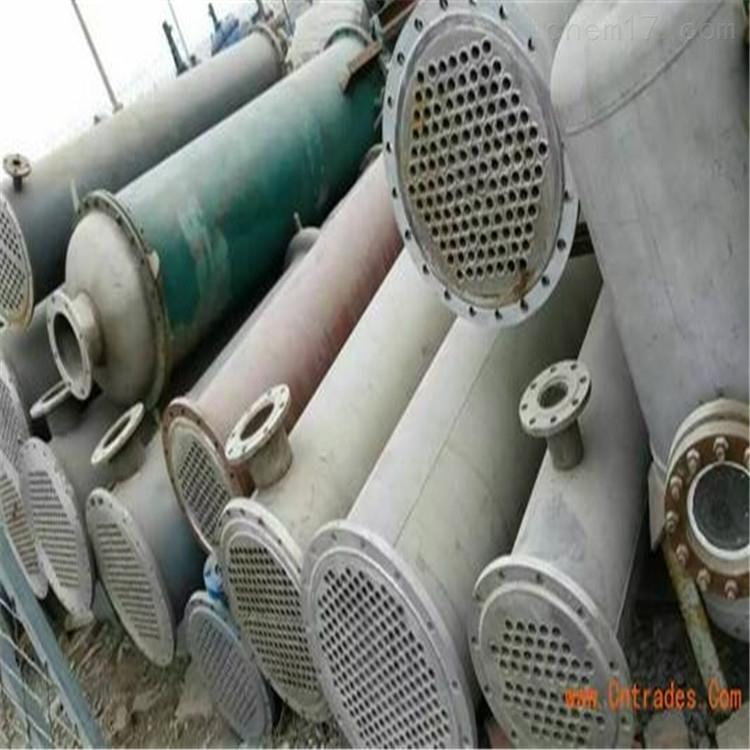 批发处理50平方列管冷凝器