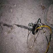 挖基坑破裂青石环保快速开采设备