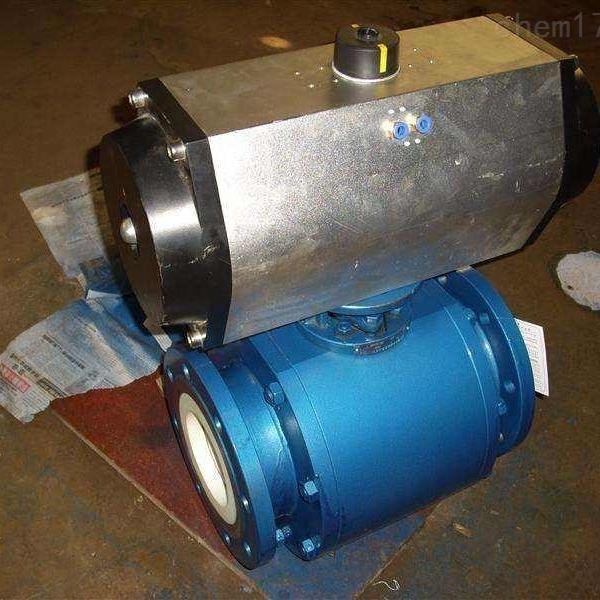 气动耐磨陶瓷球阀Q641TC