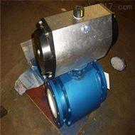 气动耐磨陶瓷球阀Q641TC规格齐全