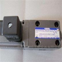 YUKEN油研电-液比例溢流阀EBG-03-B-T-50