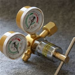 量热仪氧气压力表 配件