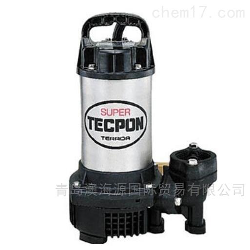 PG-250轻型树脂潜水排污泵PU型日本寺田泵厂