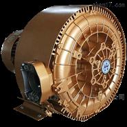 双叶轮旋涡风机-水处理曝气多段式高压风机