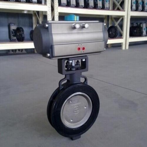 气动高性能蝶阀GD671F品牌厂家