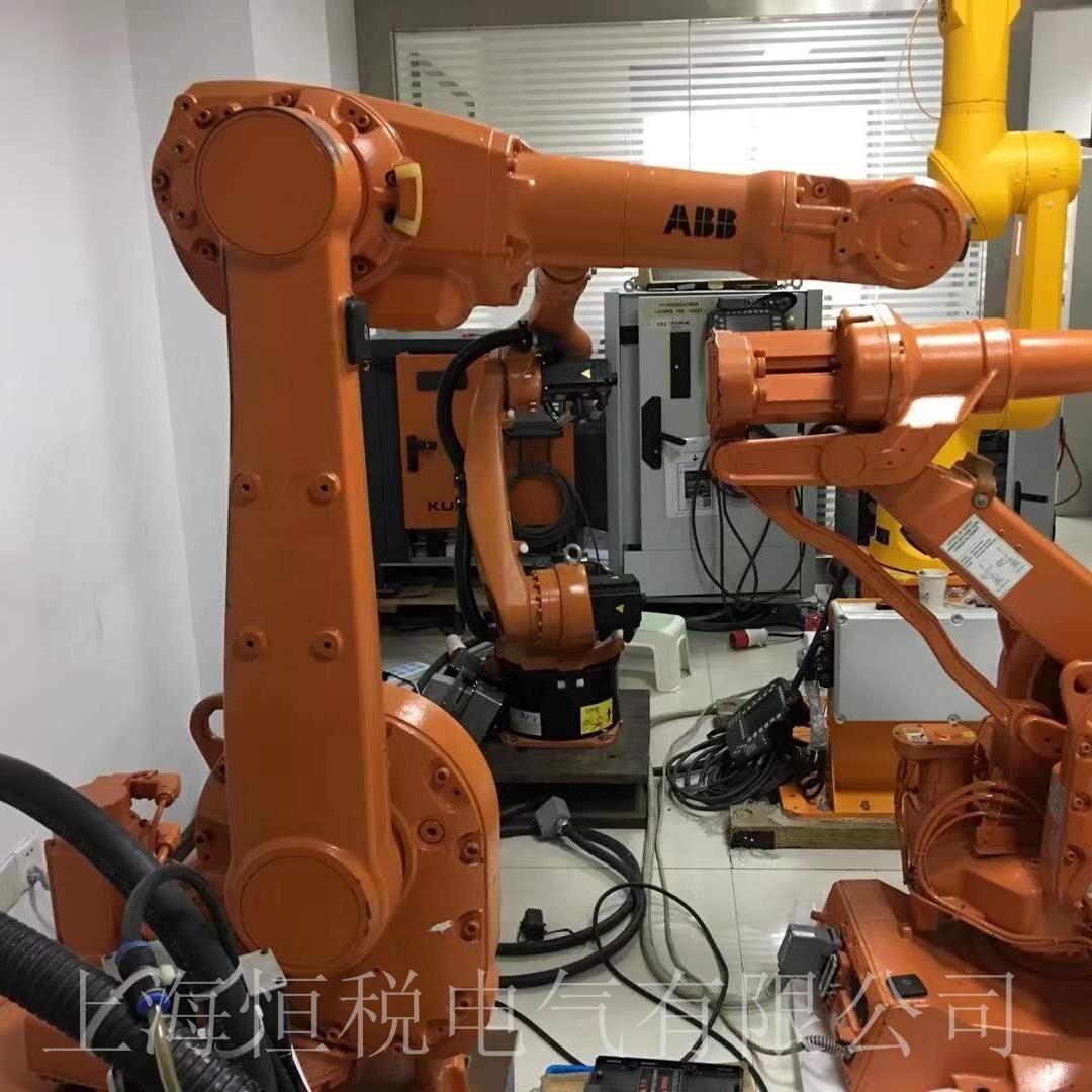 KUKA机器人KRC4示教器全部按键不灵解决方法