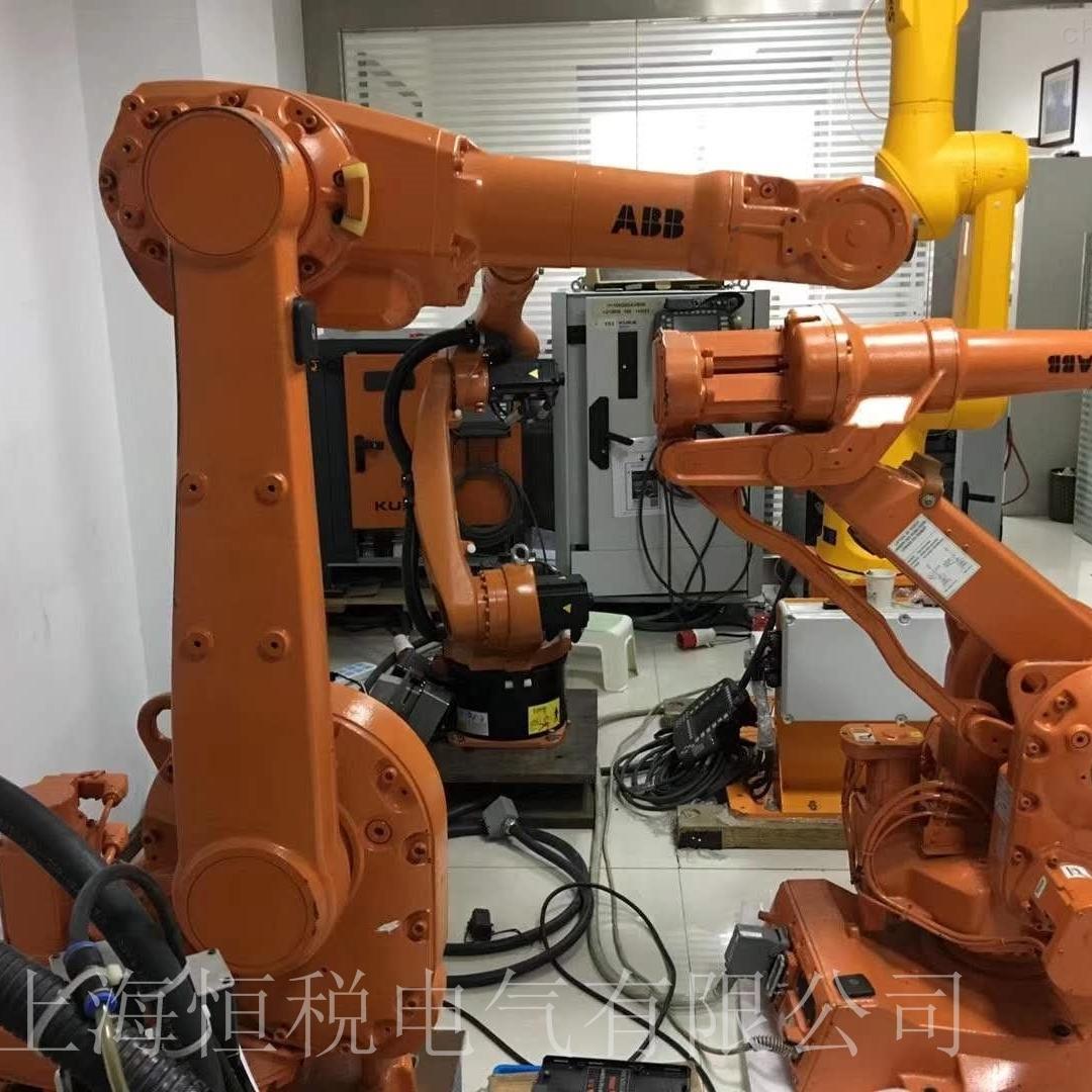 KUKA机器人示教器触摸点击无反应修理厂家
