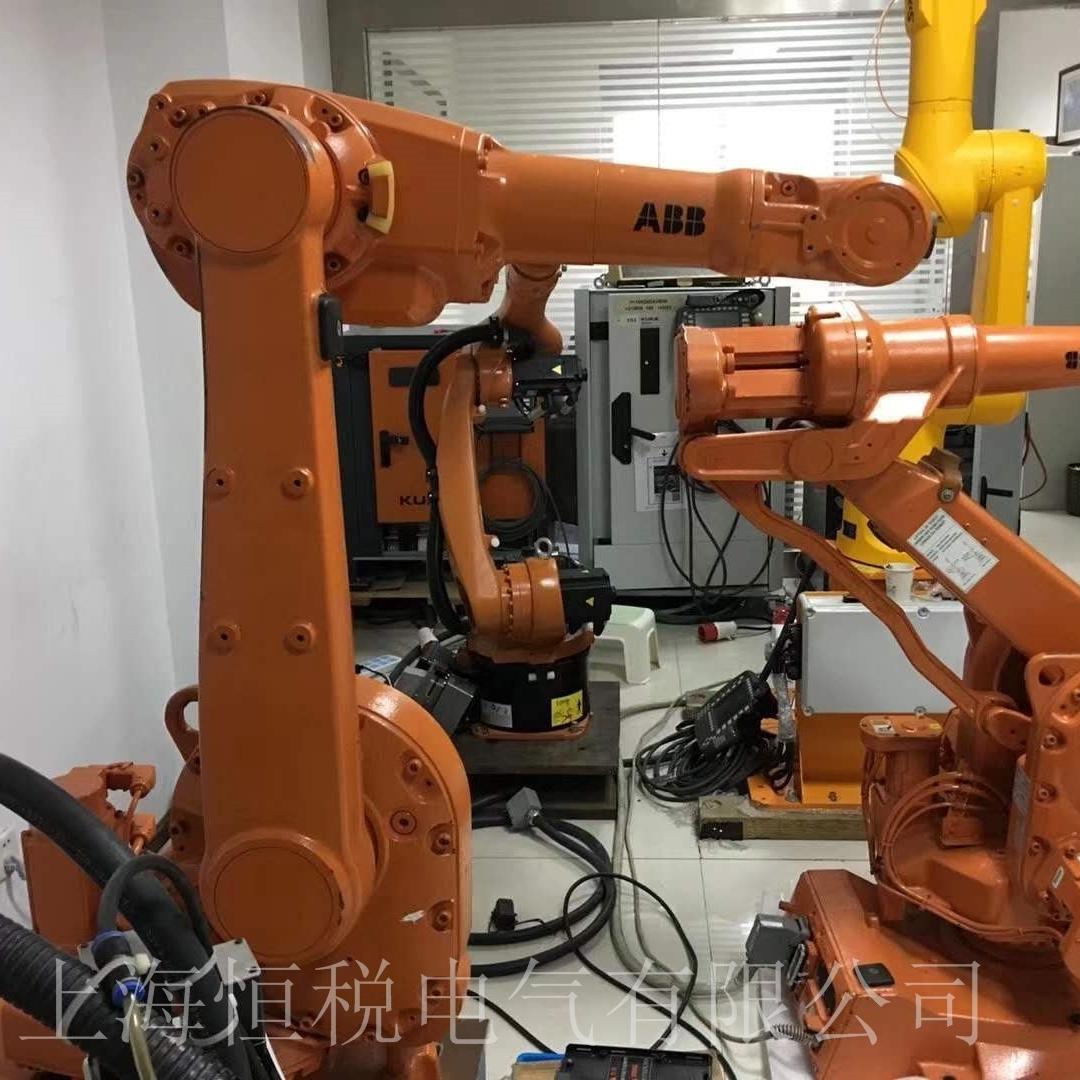 KUKA机器人示教器开机系统自动重启维修方法