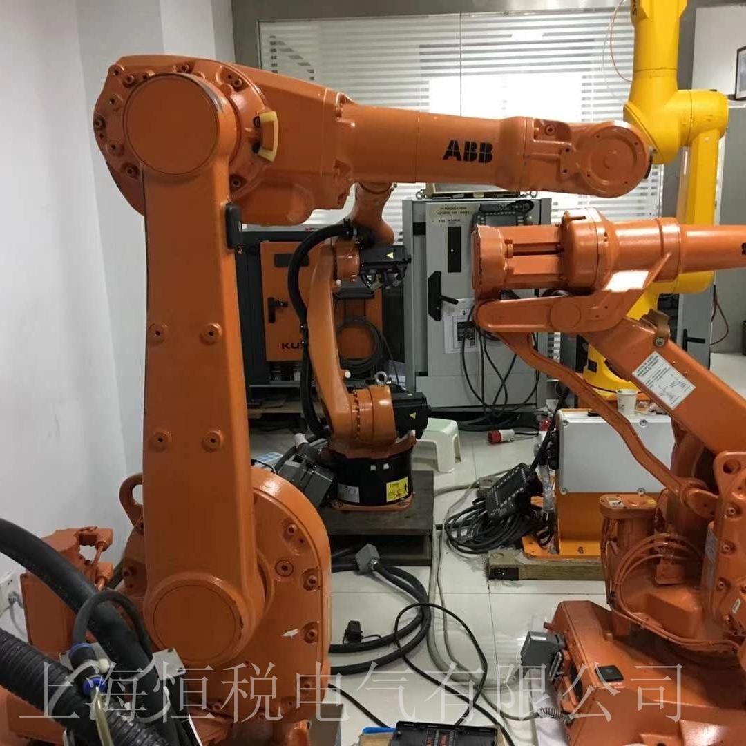 KUKA机器人操作手柄开机无法启动维修方法