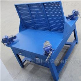YUY-904重型鉗工桌(鋼制)實驗室成套設備