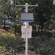 園林氣象負氧離子在線監測系統性能