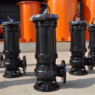 50-600WQ教你怎么正确使用潜水排污泵