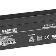 BP2.3-12台湾BB蓄电池BP系列技术应用