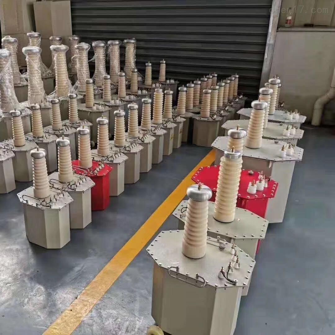 10KVA/100KV熔喷布静电发生器
