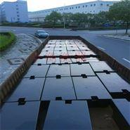 汽車衡校驗檢測用標準鑄鐵砝碼30噸地磅砝碼