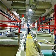 塑料厂废气处理装置