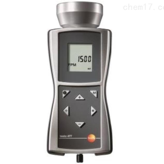 testo 477 - LED手持式频闪仪