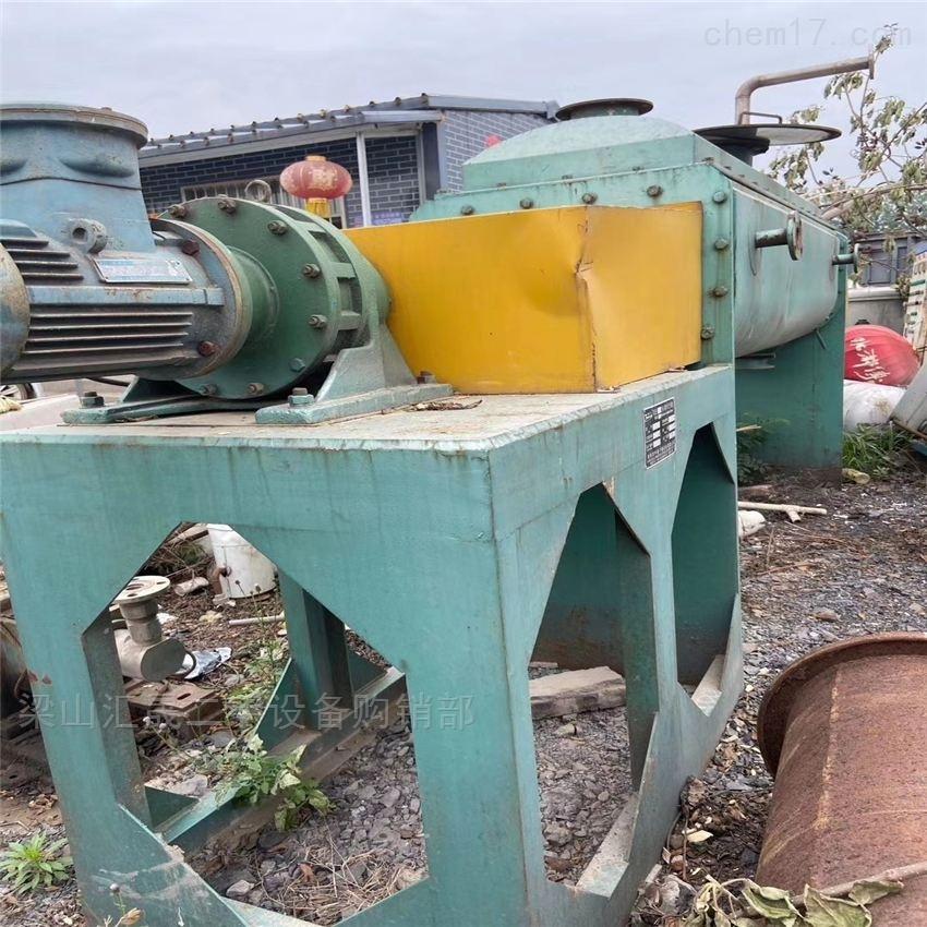 西藏二手上海双龙混合机回收