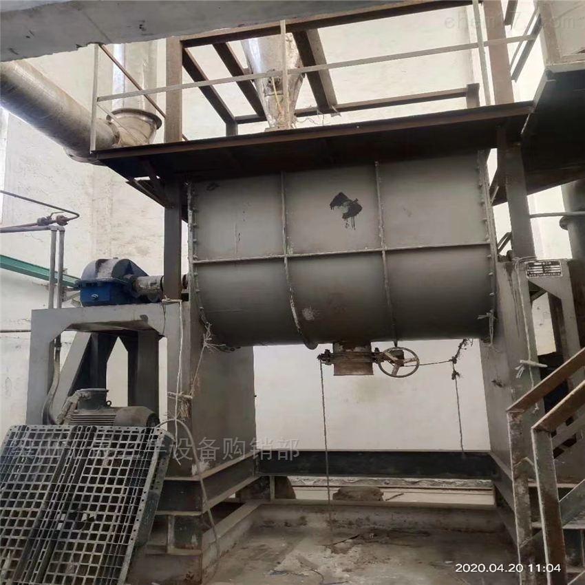 海南二手鸡精混合机回收