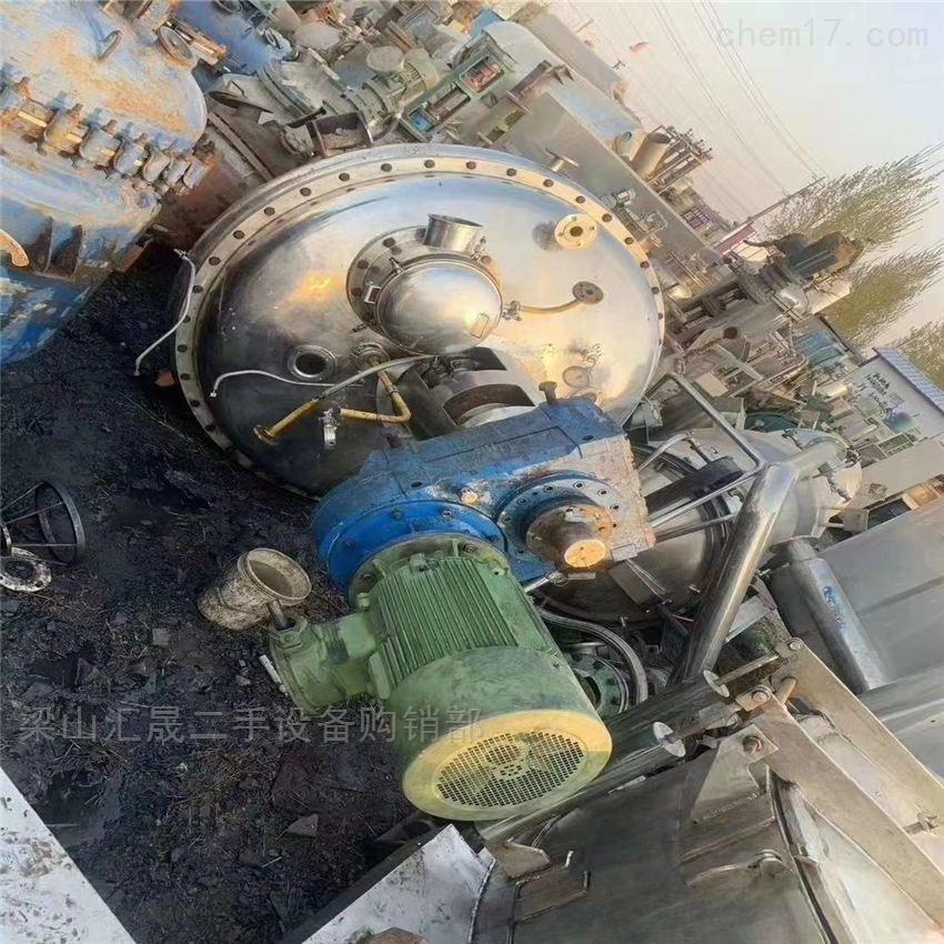 西藏二手迦南混合机回收