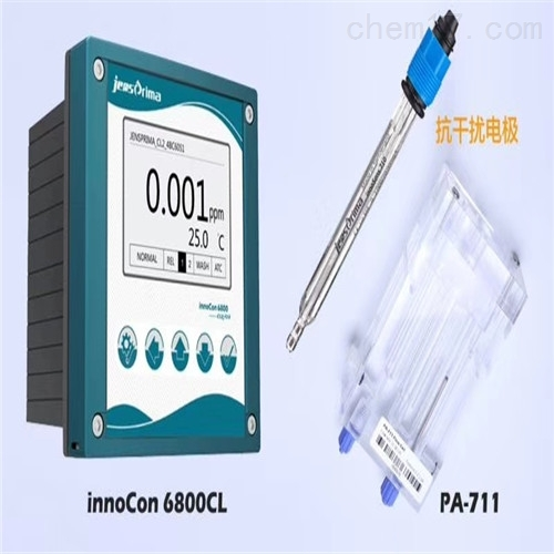 innoCon 6800CL二氧化氯/余氯/臭氧分析仪