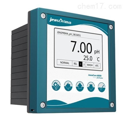 innoCon 6800P在线工业pH计