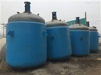 出售二手10吨不锈钢反应釜.