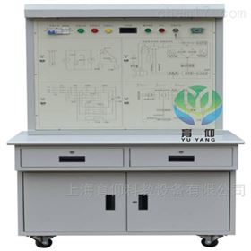YUY-779E电梯驱动系统识别实训柜