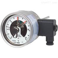型号 TGS55德国威卡WIKA带电接点的双金属温度计