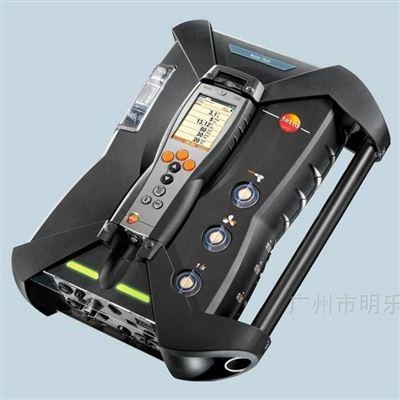 testo 350 加强型 烟气分析仪蓝色新版本