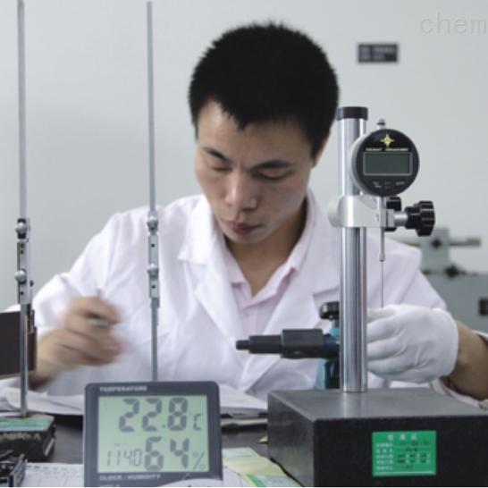 浙江安徽温湿度计记录仪校准