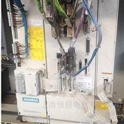 修好可试西门子数控主板CCU数码管数字一直跳换闪烁