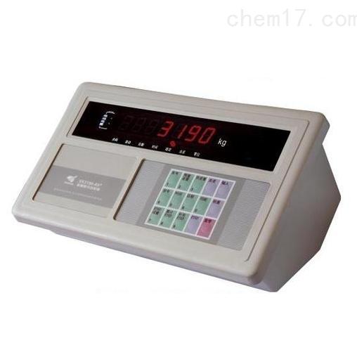 模拟电子地磅仪表磅头