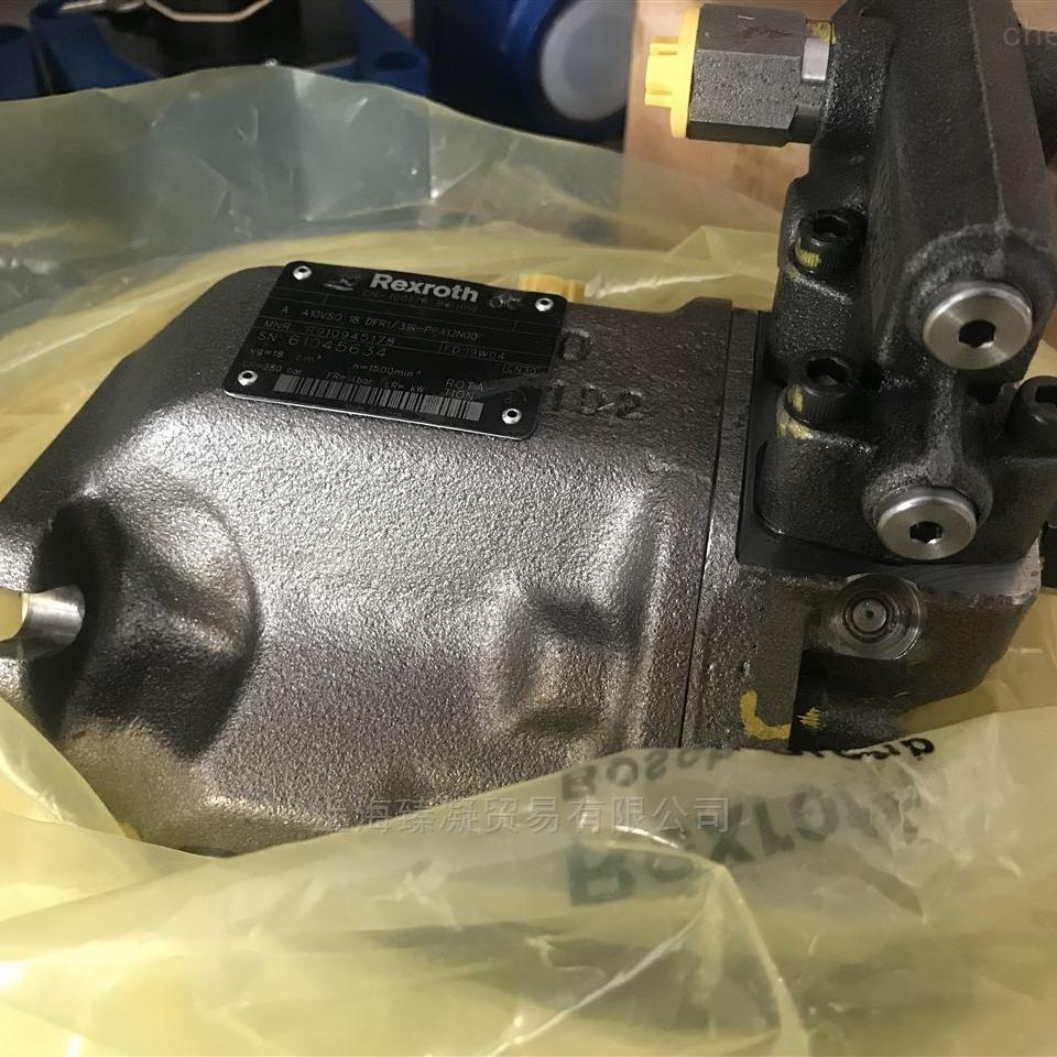 柱塞泵A10VS071DFR/31R-PPA12N00力士乐