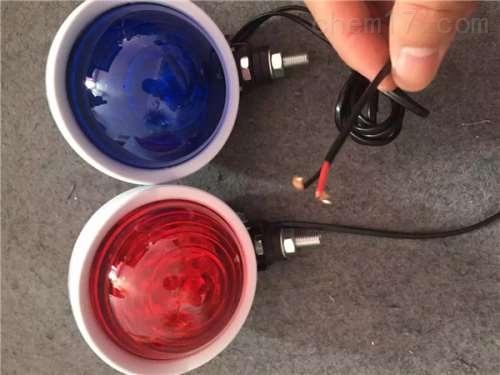 摩托车喊话器  可伸缩后警灯