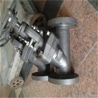 J45H不锈钢直流式截止阀