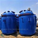 3000厂家出售二手搪瓷反应釜