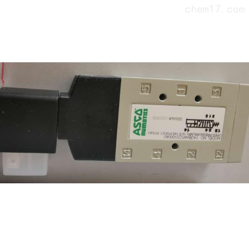 美国ASCO世格电磁阀元器件阀门龙头52100005