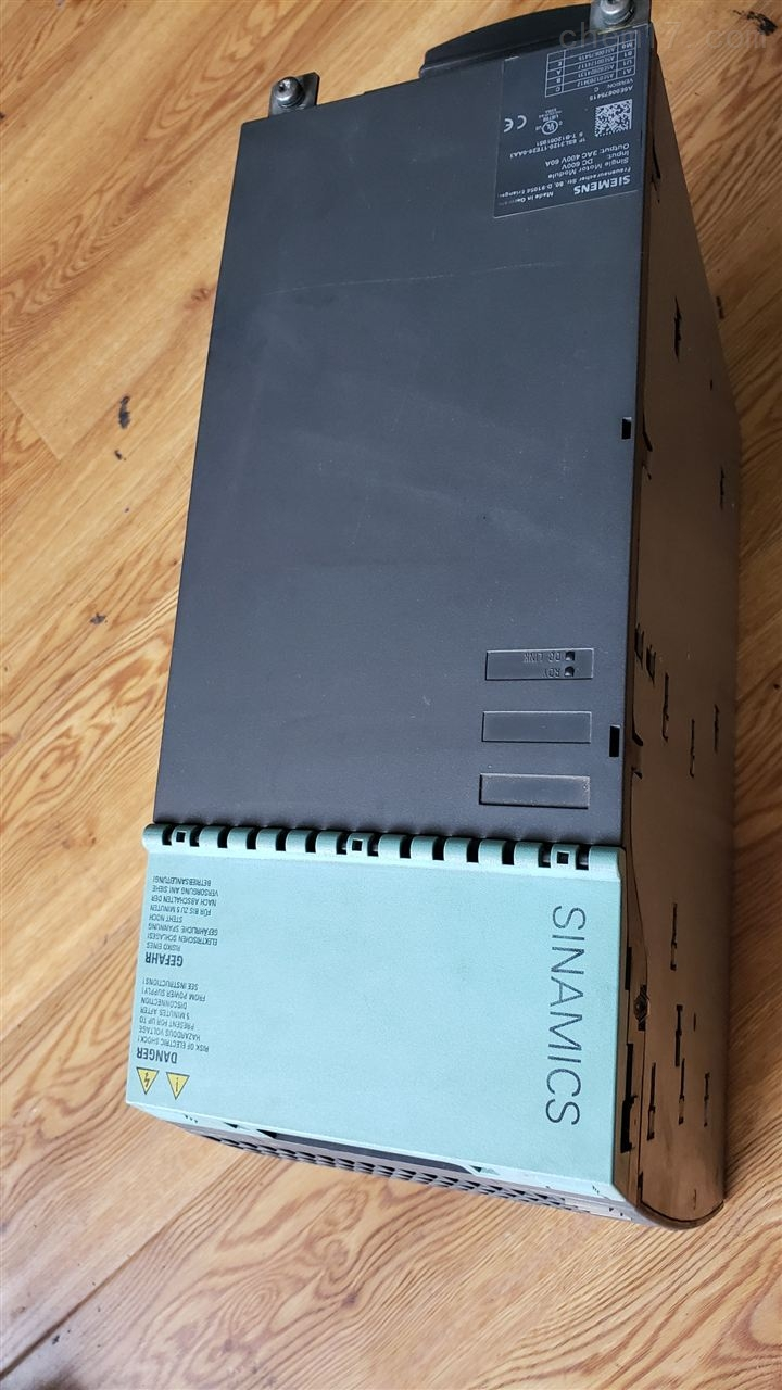 西门子802D主轴驱动维修